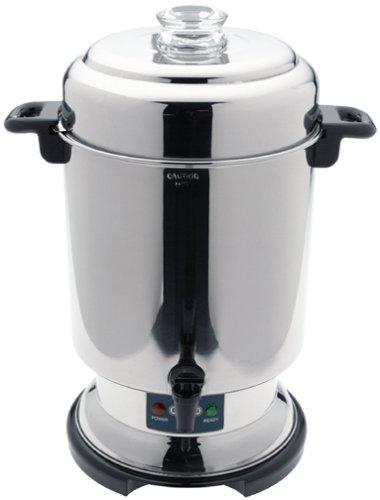 DeLonghi DCU60 Stainless Steel Coffee Urn