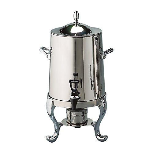 Elegance Silver 89851 Stainless Steel Coffee Urn 55 Cup