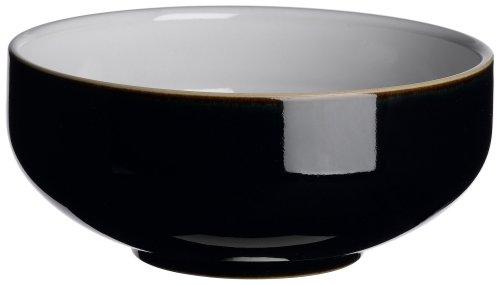 Denby Jet Black SoupCereal Bowl