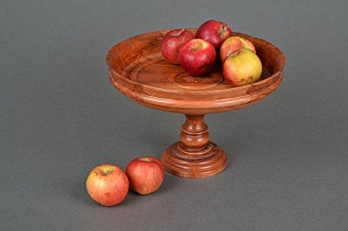Beautiful Wooden Fruit Bowl