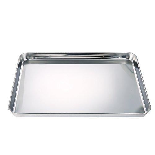 Zehui Square Pan Bakeware Baking pan Stainless Steel Heavy baking Sheet Nonstick Cooking Pan Tray